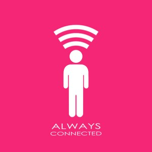 40298831 - always connected icon